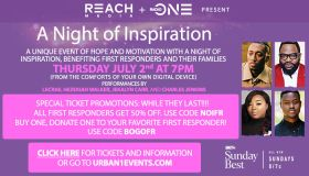 night of inspiration graphics
