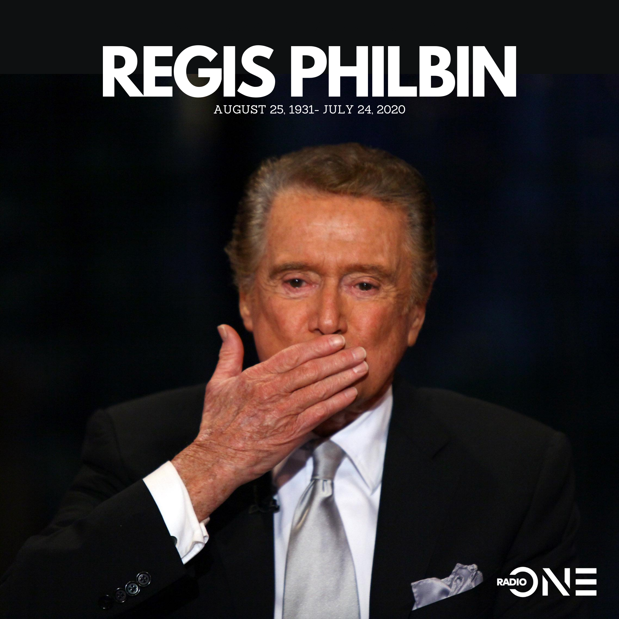 Legendary Television Host Regis Philbin Dead At 88