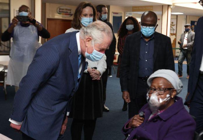 BRITAIN-ROYALS-HEALTH-VIRUS