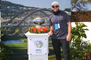 World Golf Championships-Dell Technologies Match Play - Round Three